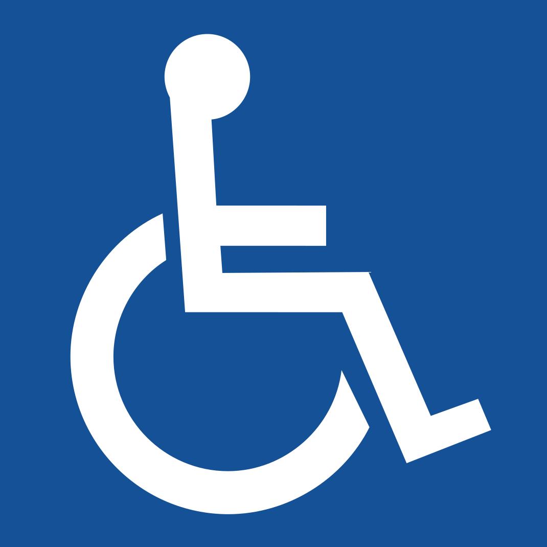 Toegang voor personen met beperkte mobiliteit